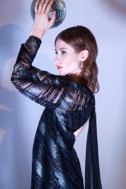 Платье CD20.5003