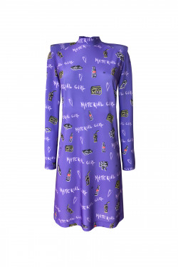 Платье FW19.5019