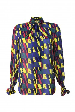 Блуза FW19.1007