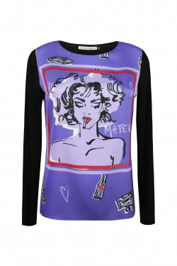 Блуза FW19.1004
