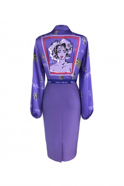 Платье FW19.5013