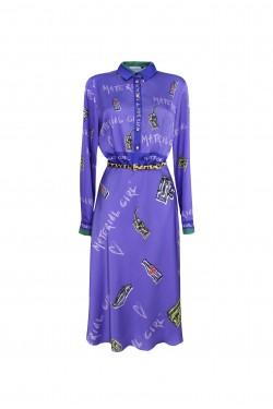 Платье FW19.5006