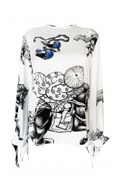 Блуза FW21.1008