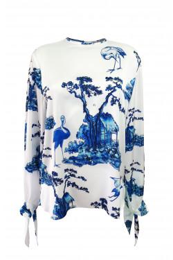 Блуза FW21.1002