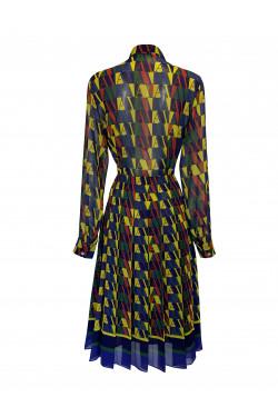 Платье FW19.5020