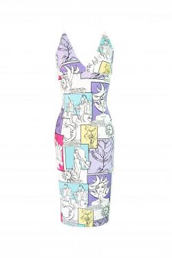 Платье SS18.5006