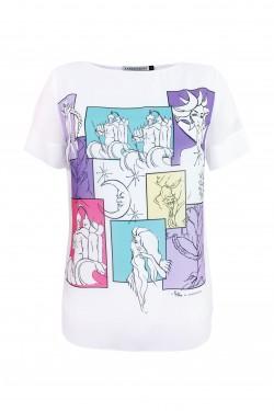 Блуза SS18.1012