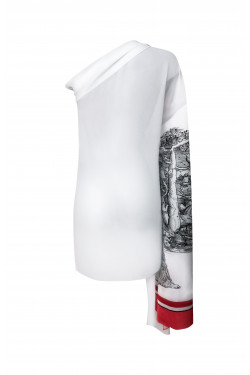 Блуза SS20.1011