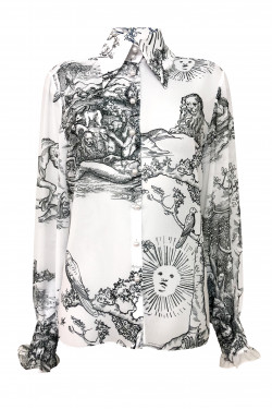 Блуза SS20.1017