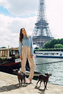 Pre-fall 15-16 Париж