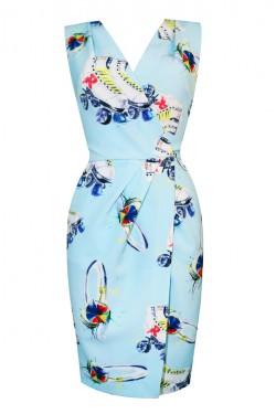 Платье S15.5018